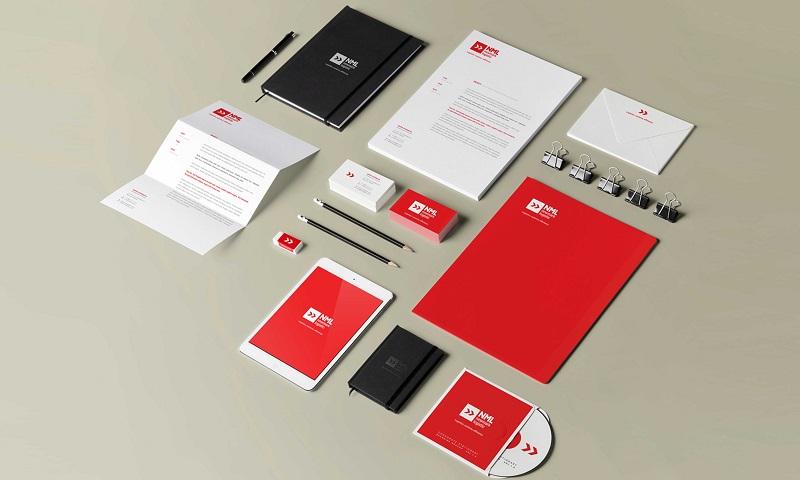 Thiết kế nhận diện thương hiệu tại Bắc Việt